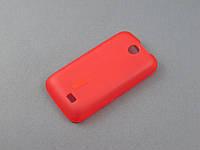 Чехол TPU  для Lenovo A269i красный