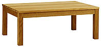 Столик журнальный (кофейный) шпон дуба 74х120х45см