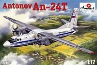 AN-24T  Aeroflot 1/72 AMODEL 72160