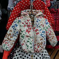 Куртка для девочки  555 (В.Я.Ч.)