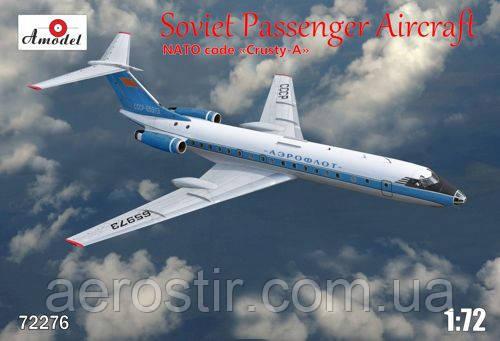 TU-134A Aeroflot 1/72 AMODEL 72276