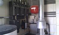 Монтаж и комплектация котельных любой сложности и мощности, систем отопления