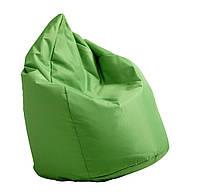 Кресло мешок зеленое 60х60х90см