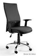 Эргономическое офисное кресло Black on black 8 цве