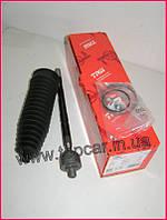 Рулевая тяга Л/П Fiat Fiorino 08-  c пыльником  TRW Германия JAR1073