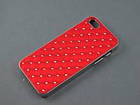 Чехол Diamond для Apple iPhone SE 5 5S красный