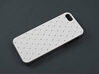 Чехол Diamond для Apple iPhone SE 5 5S белый