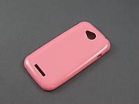 Чехол NewLine  для Lenovo A706 розовый