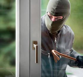 Захист вікон від злому і проникнення.