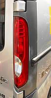 Корпус стопа (чорний пластик) Renault Trafic 2001-2013 гг., фото 1