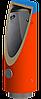 Тепловой аккумулятор, бак с ревизионным фланцем 400 л