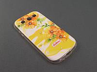 Чехол Diamond TPU для Samsung Galaxy S3 I9300i желтый