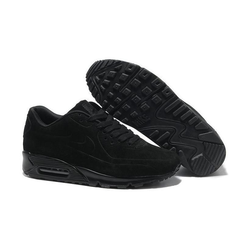 d600254e Кроссовки в стиле Nike Air Max 90 VT Tweed All Black мужские All Black 41