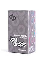 Набор различных лубрикантов JoyDrops,10 штук по 5 мл
