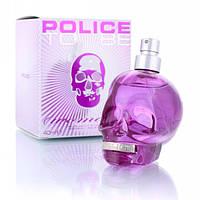Женская парфюмированная вода Police To Be (Полис Ту Би), 125 мл