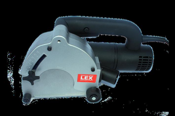 LEX штроборіз електричний  WC001, фото 2