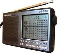 Профессиональный Радиоприемник, Портативная акустика Degen DE1103