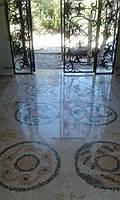 Терраццо - Мозаичные полы, художественная мозаика