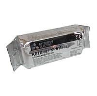 Бумага для видеопринтеров Mitsubishi K 61 B