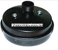 """Фильтр воздушный для компрессора, 1/2"""", d80 металл запчасти"""