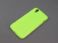 Чехол TPU  для Lenovo S960 Vibe X зеленый