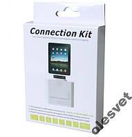 IPad - USB Camera Connection Kit 5 в 1 кардридер для передачи фото файлов