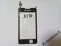 Сенсор Lenovo A238 3G  black orig