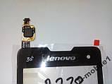 Сенсор Lenovo A238 3G  black orig, фото 2