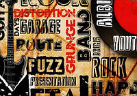 Обложка обкладинка на паспорт Music Rock музика