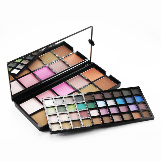 Палитра теней и румян e.l.f. Eyeshadow Set 50 цветов