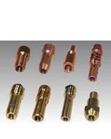 Вставки, держатели сопла для полуавтоматических горелок Mig/Mag