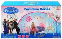 Кроватка для куклы Frozen 901-321