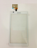 Тачскрин / сенсор (сенсорное стекло) для Sony Xperia L C2104 C2105 S36h (белый цвет)