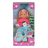 Кукла Эви Зимние приключения Steffi &Evi 5737109