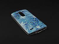 Чехол Diamond TPU для LG Optimus G3s D724 синий