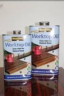 Масло для кухонных столешниц, Worktop Oil, 1 litre, Rustins