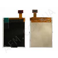 Дисплей (LCD) Nokia 6300/  3600s/  6120c/  6000/  5320/  8600 luna/  E51/  E91 копия