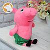 Мягкая игрушка Свинка Пеппа, Папа Свин, 30 см, фото 3