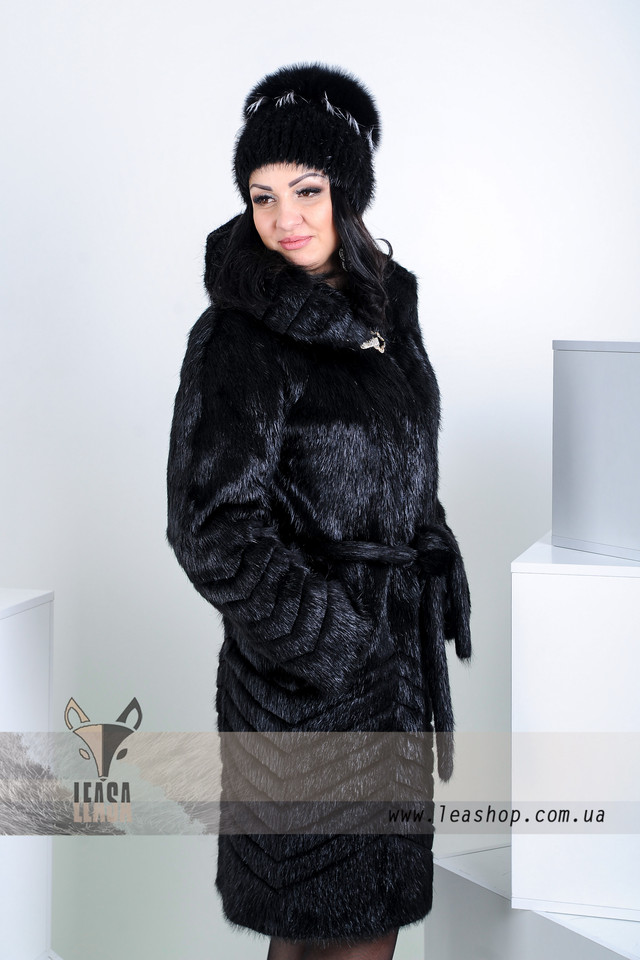 меховая шапка для женщин