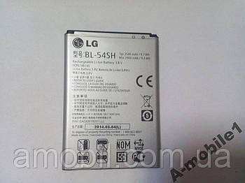 Акумулятор LG BL-54SH D331, D335 L , D405 L90, D410 L90 Dual SIM, D415 Optimus L90, G3s D724 orig
