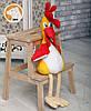 Мягкая игрушка Петушок, 70 см, фото 2