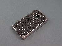 Чехол Diamond для Nokia Lumia 620 черный