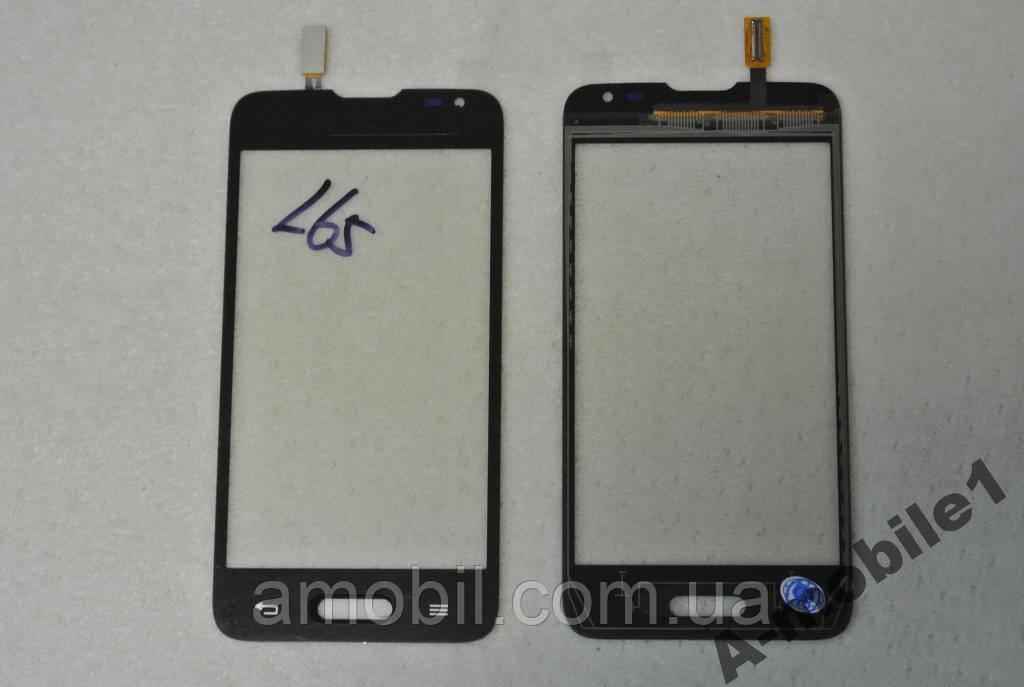 Сенсор  LG D280 Dual L65 (black) orig