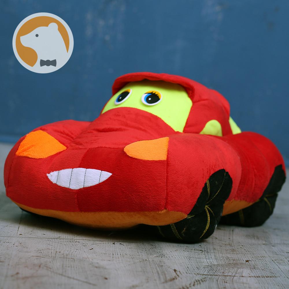 Мягкая большая игрушка-подушка Тачка Маквин