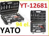 YATO YT-12681 НАБІР КЛЮЧІВ В КЕЙСІ!