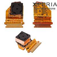 Камера фронтальная (передняя) для Sony D6633 Xperia Z3 DS, оригинальная