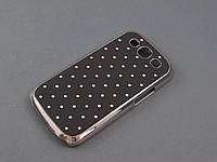Чехол Diamond  для Samsung Galaxy S3 I9300i черный