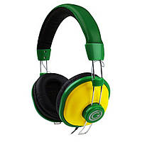 Навушники G-Cube GHV-170 Green (GHV-170 G)