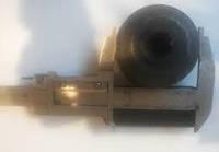 Ролик цельно резиновый с стальной втулкой