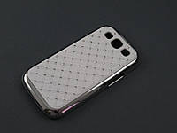 Чехол Diamond   для Samsung Galaxy S3 I9300i белый